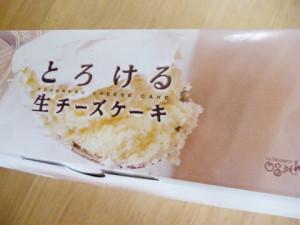 宮崎 押川春月堂のとろけるチーズケーキ