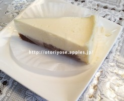 伊藤忠商事のチーズケーキ