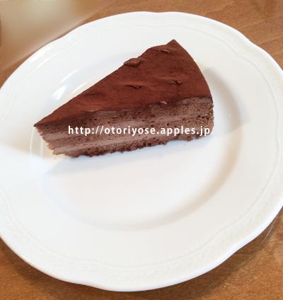 生協のショコラケーキ