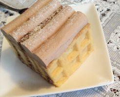 トップス ワッフルケーキ