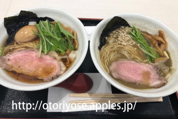ラーメン景虎麺処 景虎 ほん田 ららぽーと新三郷店でラーメンを食べてきました