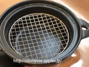 イージースモーカー 焼き芋