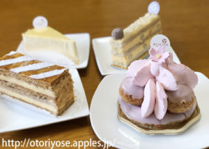 アカシエ ケーキ