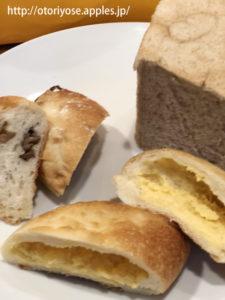 ブラン ア ラ メゾン (Blanc a la maison)のパン