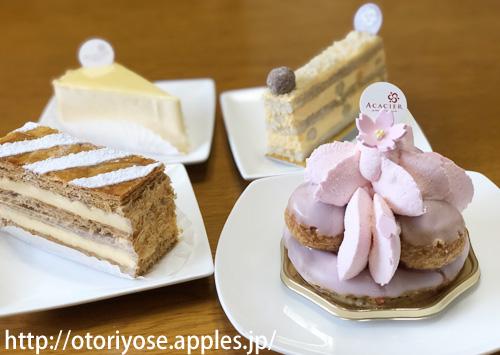 アカシエacacier パティスリー 浦和駅 さいたま市 マツコの知らない世界でも紹介されたパティスリー ケーキのお店